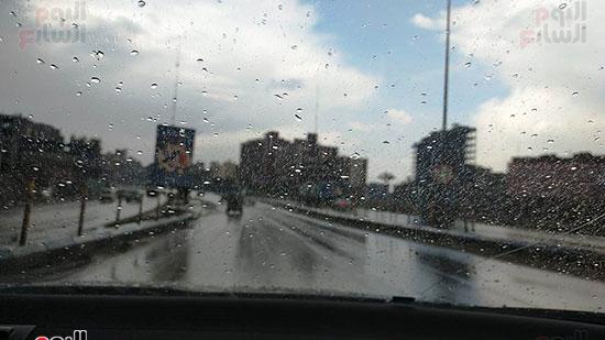 سقوط-امطار-غزيرة-على-محافظة-الغربية--(6)