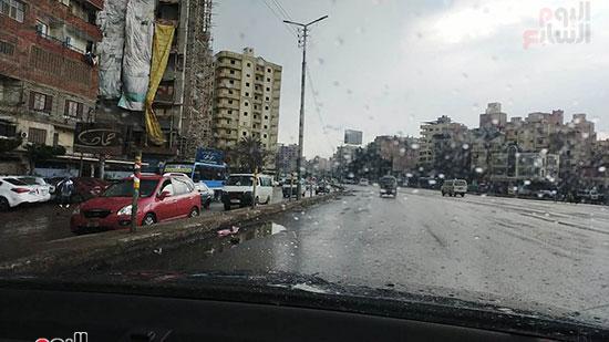 سقوط-امطار-غزيرة-على-محافظة-الغربية--(2)