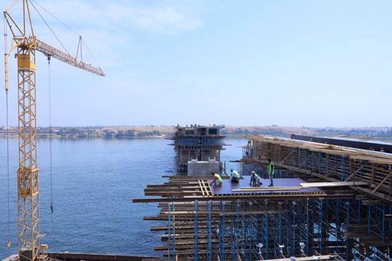 جولة داخل مشروعات محاور النيل الجديدة بأسوان (14)