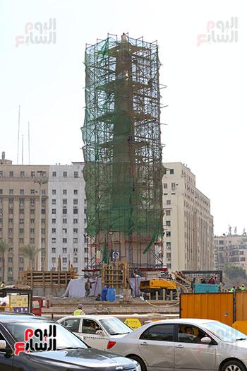 ميدان التحرير خطوة على الافتتاح (25)