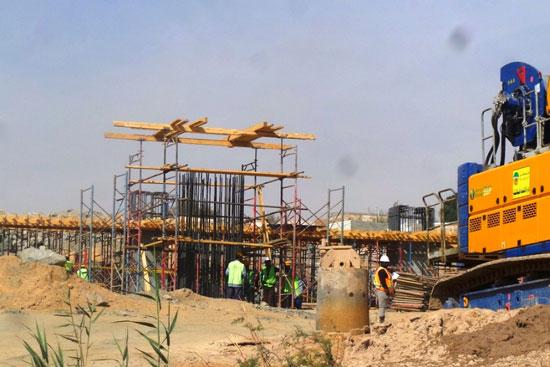 جولة داخل مشروعات محاور النيل الجديدة بأسوان (11)