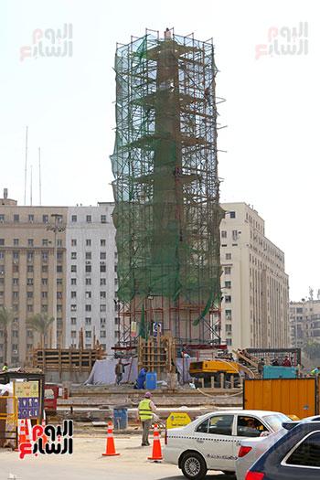 ميدان التحرير خطوة على الافتتاح (3)