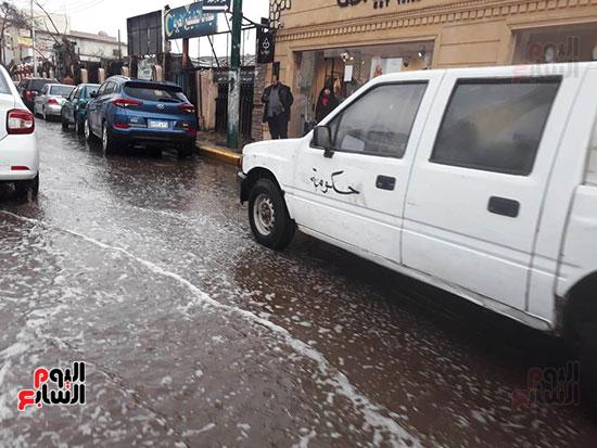 سقوط-امطار-غزيرة-على-مدن-محافظة-القليوبية--(2)