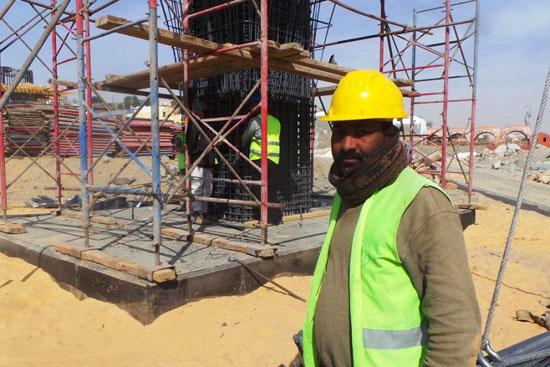 جولة داخل مشروعات محاور النيل الجديدة بأسوان (1)