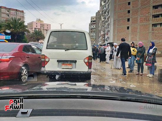 سقوط-امطار-غزيرة-على-محافظة-الغربية--(1)