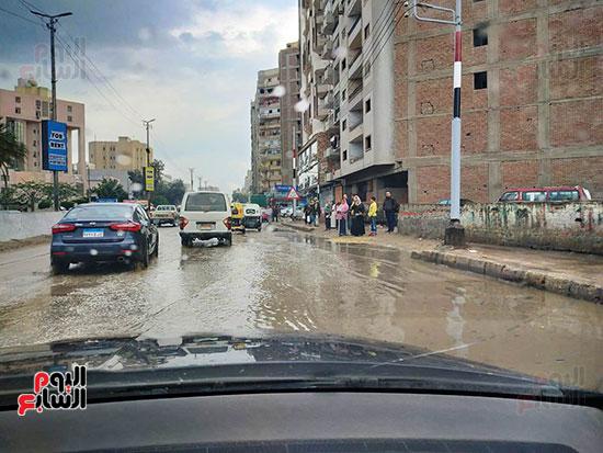 سقوط-امطار-غزيرة-على-محافظة-الغربية--(7)