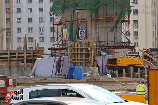 ميدان التحرير خطوة على الافتتاح (28)