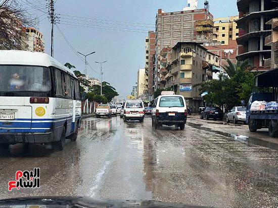 سقوط-امطار-غزيرة-على-محافظة-الغربية--(8)