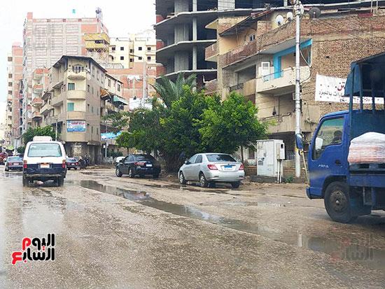 سقوط-امطار-غزيرة-على-محافظة-الغربية--(4)