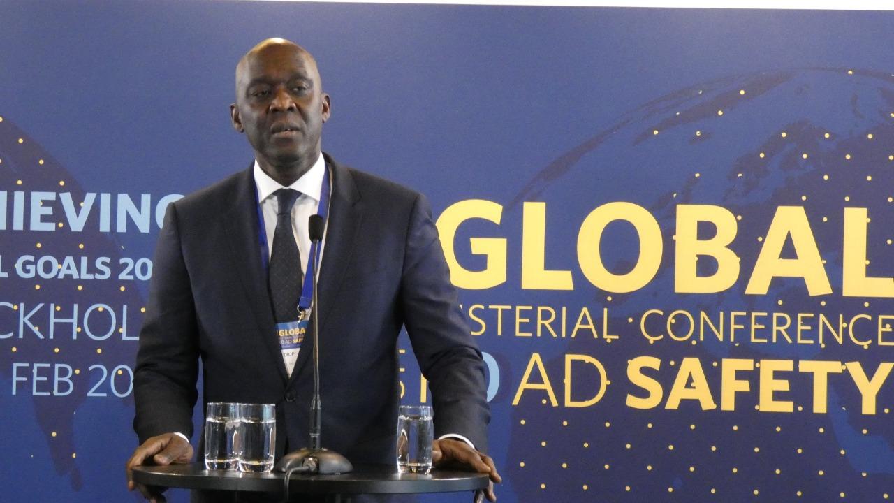 نائب رئيس البنك الدولي للبنية التحتية، مختار ديوب،