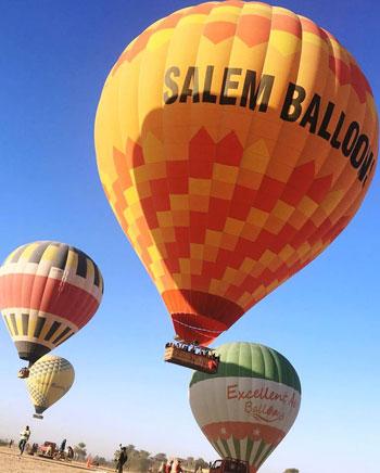 البالون الطائر  (10)