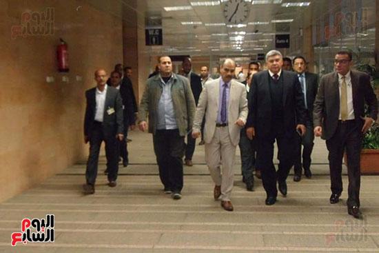 رئيس مجلس إدارة الشركة المصرية للمطارات
