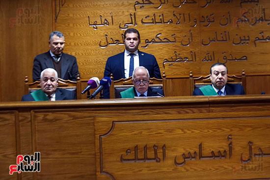 الحكم على المتهمين فى قضية السفارة الامريكية  (9)