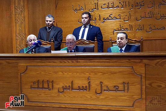 الحكم على المتهمين فى قضية السفارة الامريكية  (2)