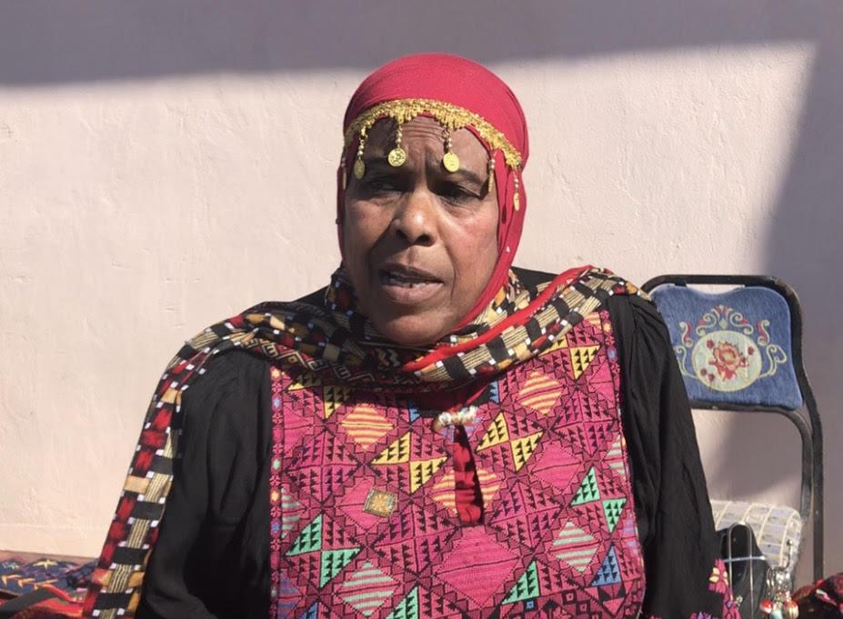 مشغولات سيدات وديان سيناء  (6)