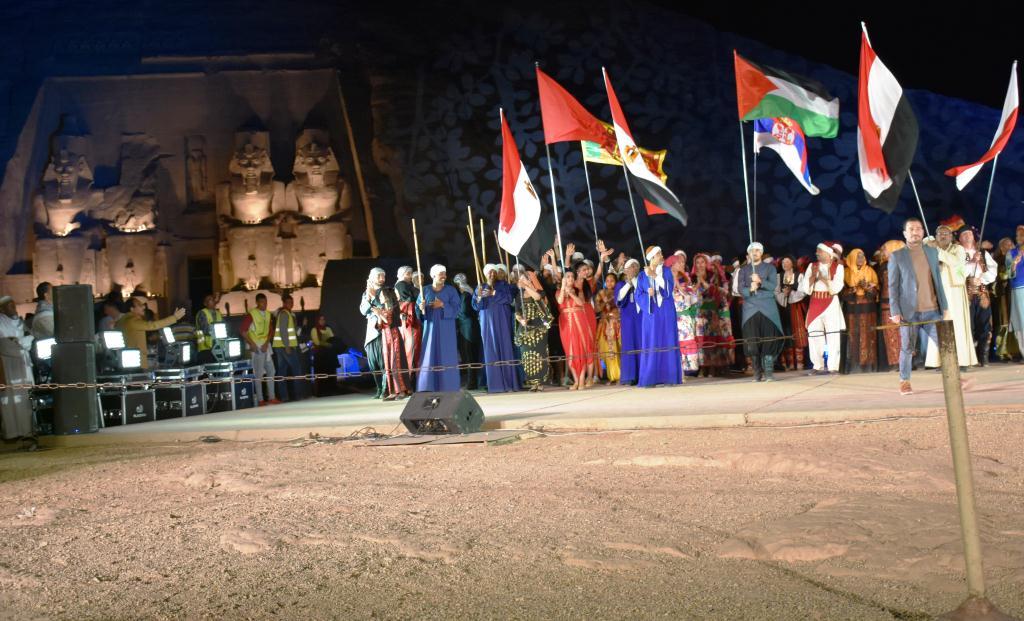 مهرجان أسوان الدولى للثقافة والفنون (5)