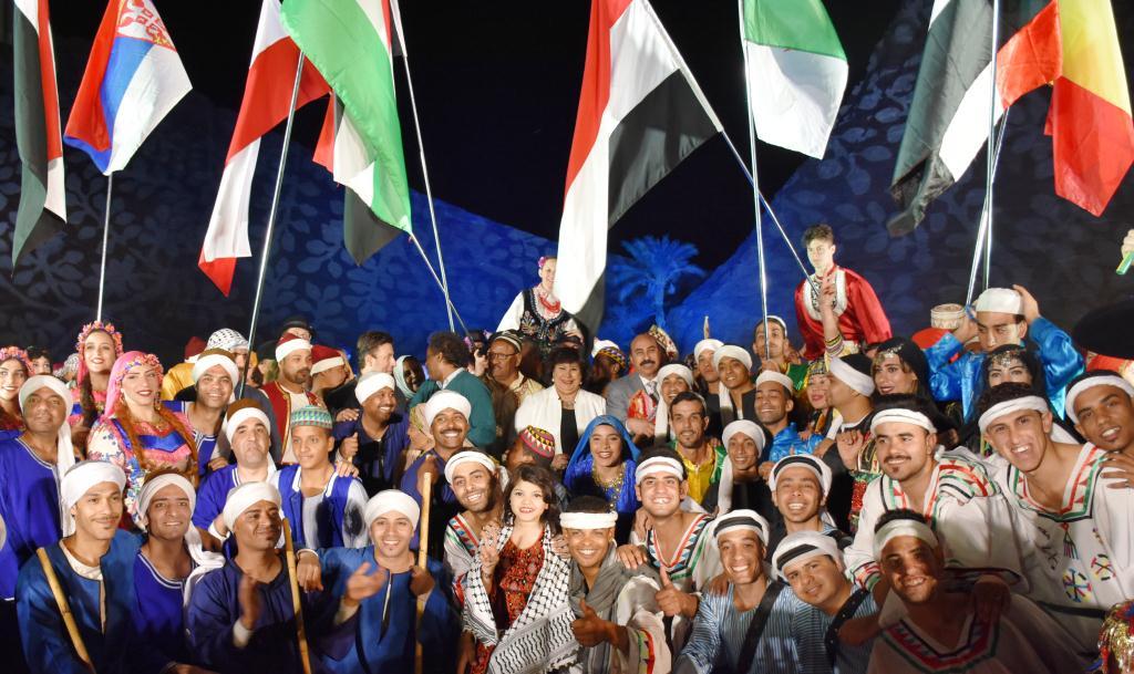مهرجان أسوان الدولى للثقافة والفنون (1)