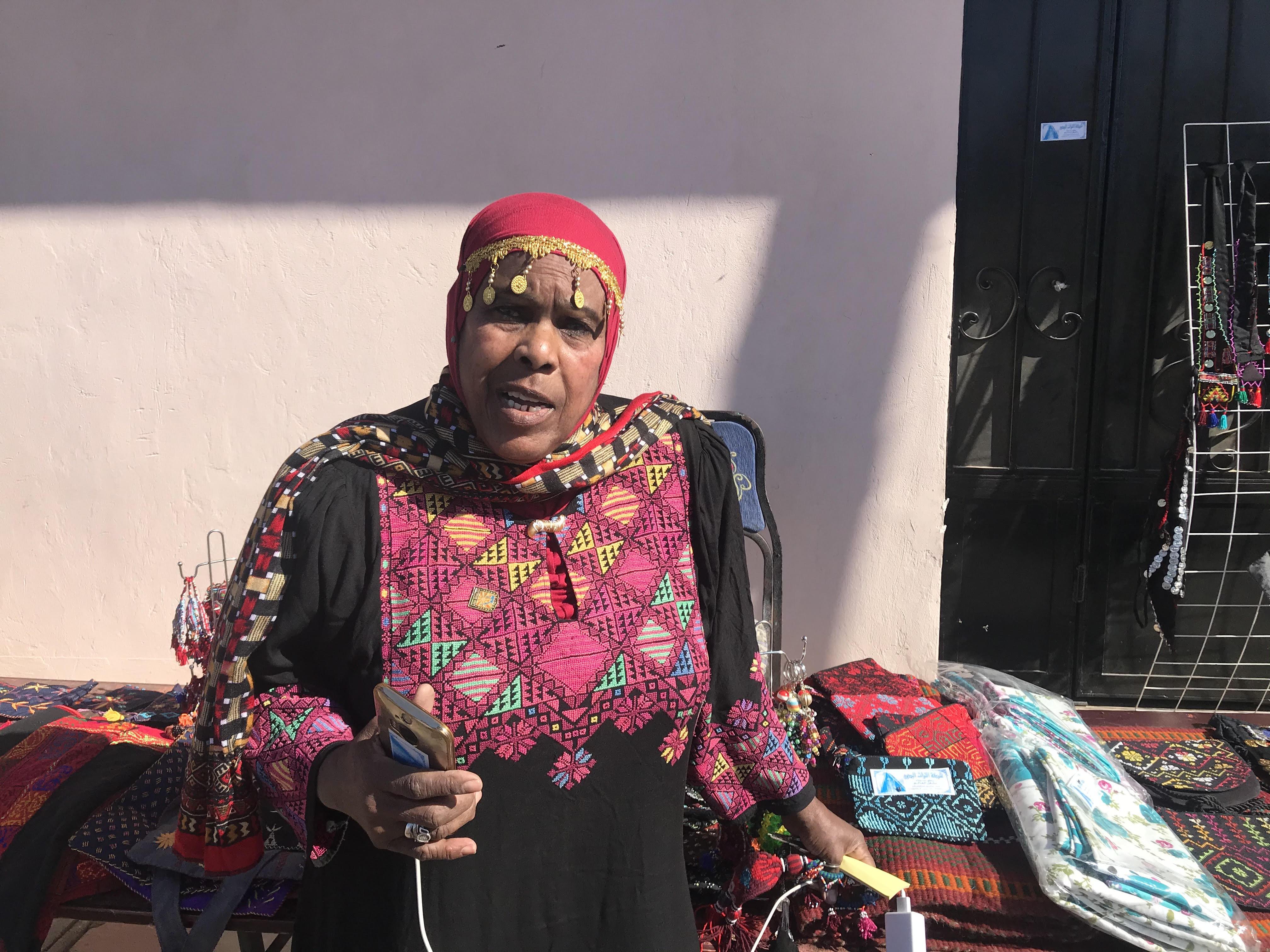 مشغولات سيدات وديان سيناء (5)