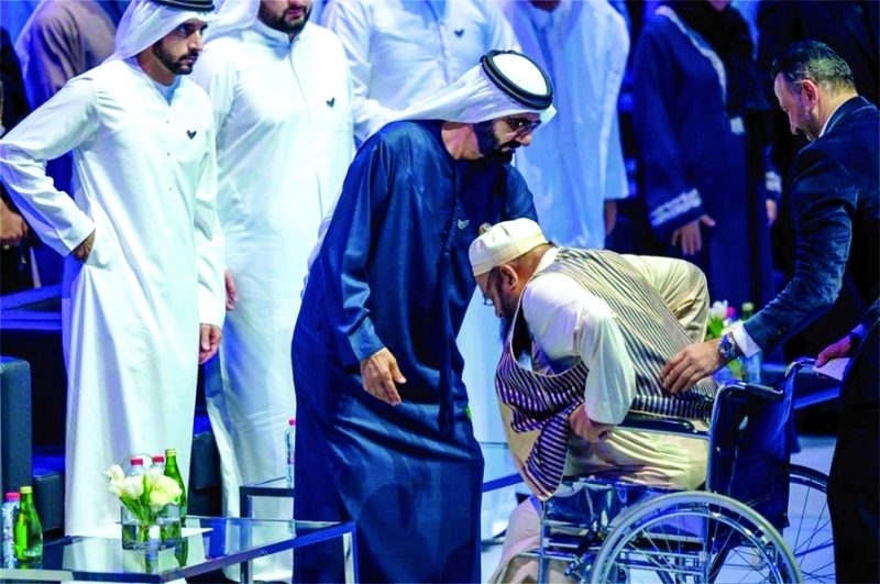 محمد بن راشد  (1)