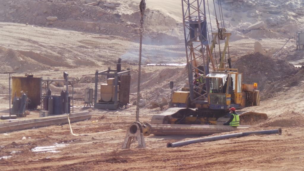 مشروع محور بديل خزان أسوان (4)
