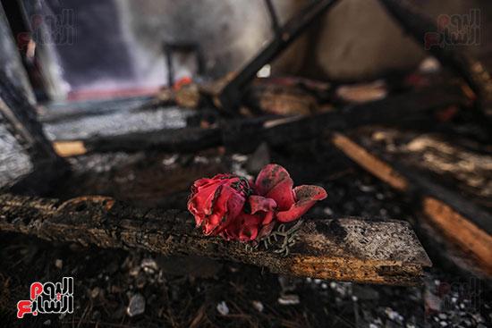 حرائق منازل الحامول (12)