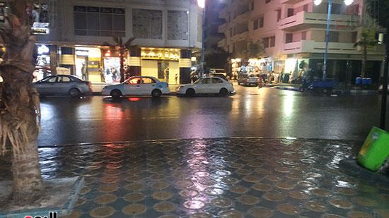 هطول-أمطار-خفيفة-على-مطروح--(1)