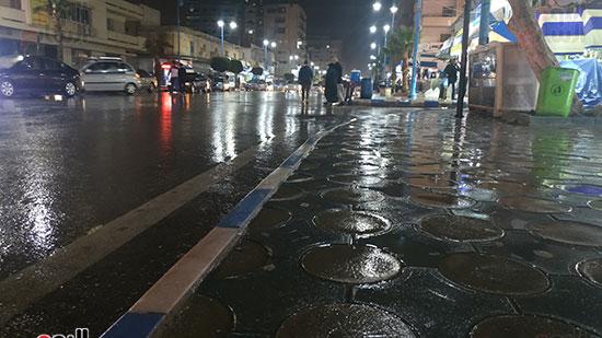 هطول-أمطار-خفيفة-على-مطروح--(6)