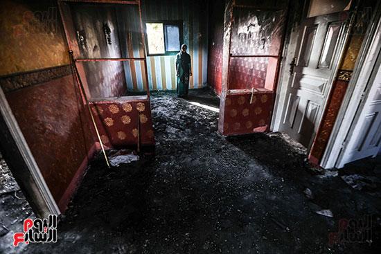 حرائق منازل الحامول (9)