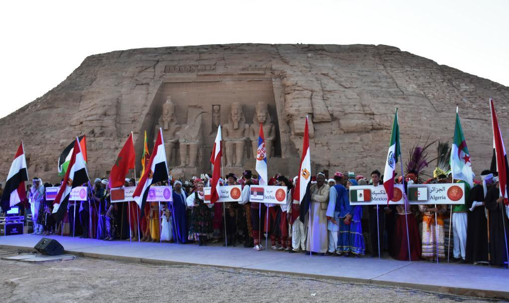 مهرجان أسوان الدولى للثقافة والفنون (3)