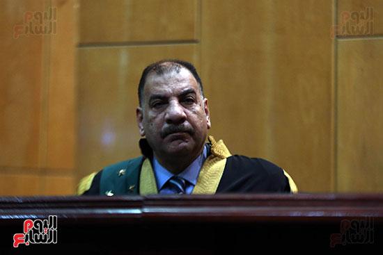 عضو هيئة المحكمة