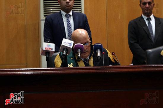 رئيس محكمة جنايات القاهرة