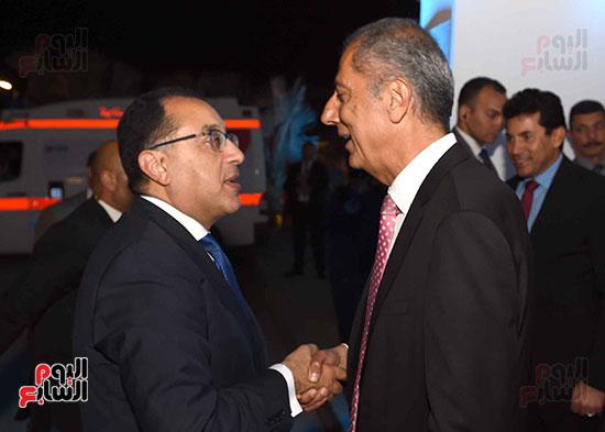 رئيس الوزراء يفتتح فرع نادى الجزيرة بمدينة السادس من أكتوبر         (1)