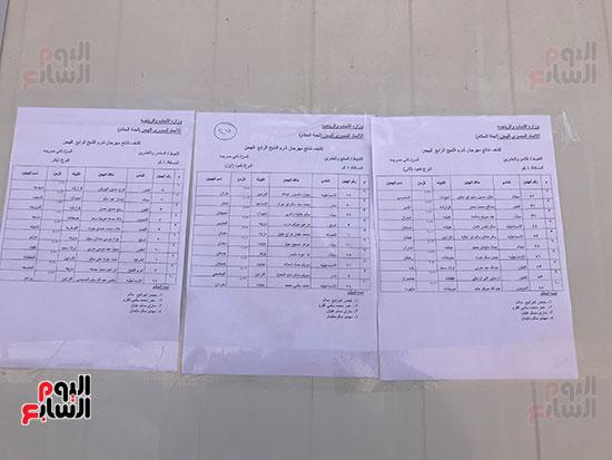 نتيجة سباق الهجن فى اليوم الثانى لمهرجان شرم الشيخ (7)