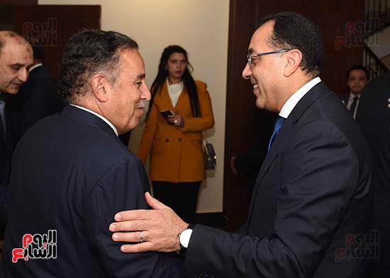 رئيس الوزراء يفتتح فرع نادى الجزيرة بمدينة السادس من أكتوبر         (8)