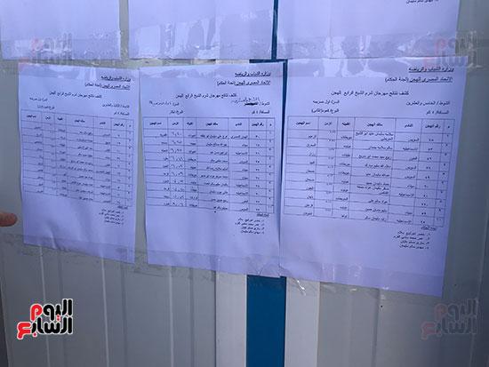 نتيجة سباق الهجن فى اليوم الثانى لمهرجان شرم الشيخ (5)