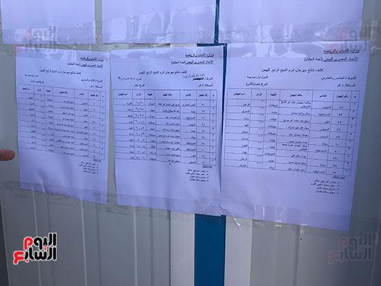 نتيجة سباق الهجن فى اليوم الثانى لمهرجان شرم الشيخ (6)