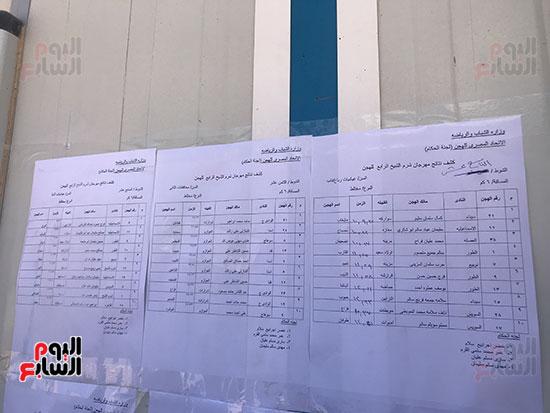 نتيجة سباق الهجن فى اليوم الثانى لمهرجان شرم الشيخ (2)