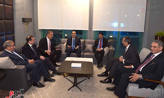 رئيس الوزراء يفتتح فرع نادى الجزيرة بمدينة السادس من أكتوبر         (10)