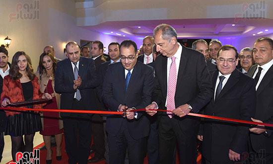 رئيس الوزراء يفتتح فرع نادى الجزيرة بمدينة السادس من أكتوبر         (6)