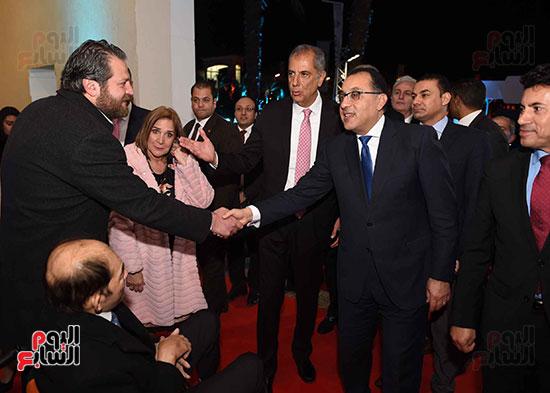 رئيس الوزراء يفتتح فرع نادى الجزيرة بمدينة السادس من أكتوبر         (4)