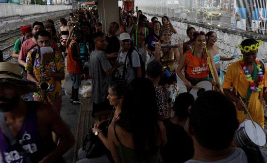 احتفالات ريو دى جانيرو