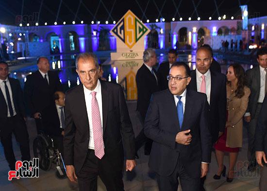 رئيس الوزراء يفتتح فرع نادى الجزيرة بمدينة السادس من أكتوبر         (14)