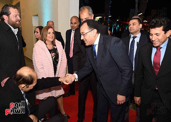 رئيس الوزراء يفتتح فرع نادى الجزيرة بمدينة السادس من أكتوبر         (3)