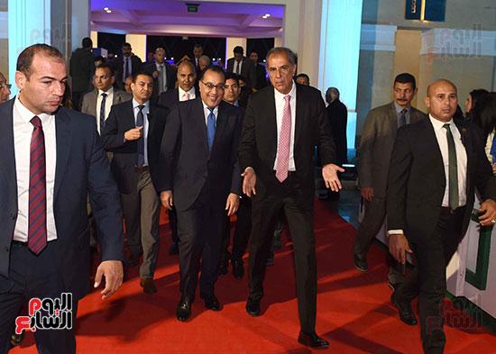 رئيس الوزراء يفتتح فرع نادى الجزيرة بمدينة السادس من أكتوبر         (15)