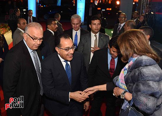 رئيس الوزراء يفتتح فرع نادى الجزيرة بمدينة السادس من أكتوبر         (2)