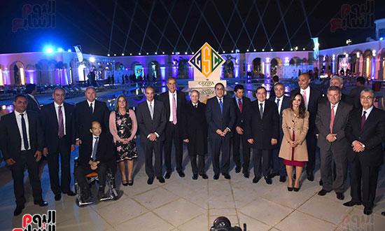 رئيس الوزراء يفتتح فرع نادى الجزيرة بمدينة السادس من أكتوبر         (11)