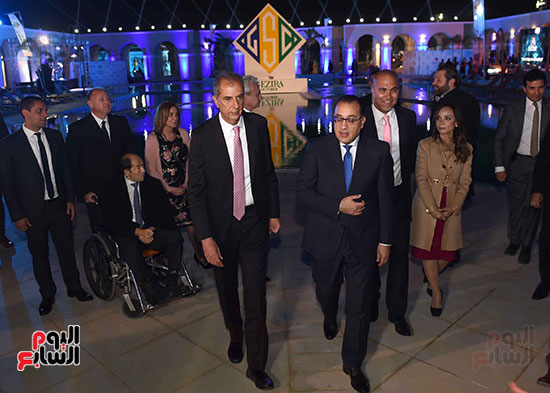 رئيس الوزراء يفتتح فرع نادى الجزيرة بمدينة السادس من أكتوبر         (13)