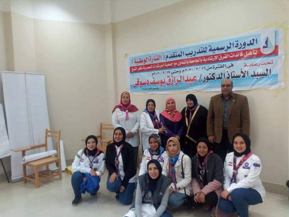 مشاركة طلاب جامعة كفر الشيخ بمهرجان كرة السرعة  (9)