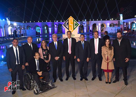 رئيس الوزراء يفتتح فرع نادى الجزيرة بمدينة السادس من أكتوبر         (12)