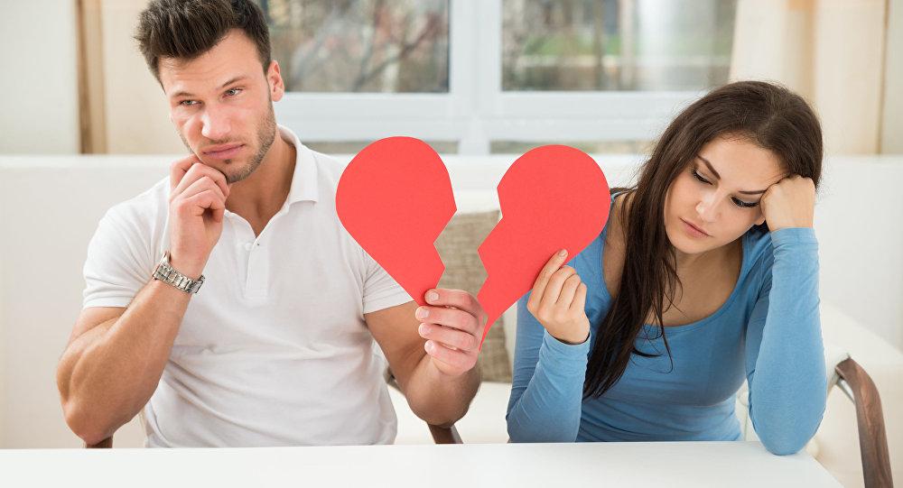 فشل العلاقة العاطفية